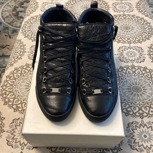 Balenciaga Shoes - Balenciaga arena men's